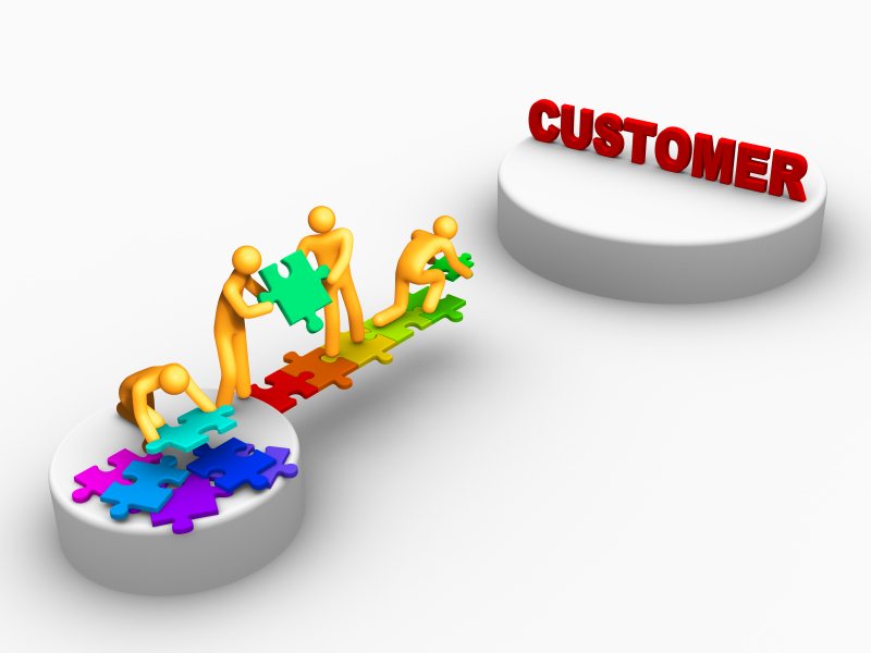 Customer resource management crm solutions for business
